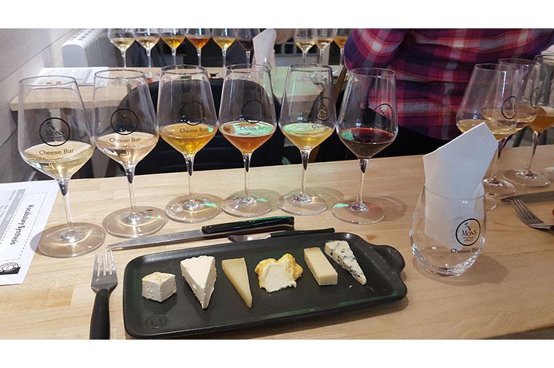 Photo of wine glasses