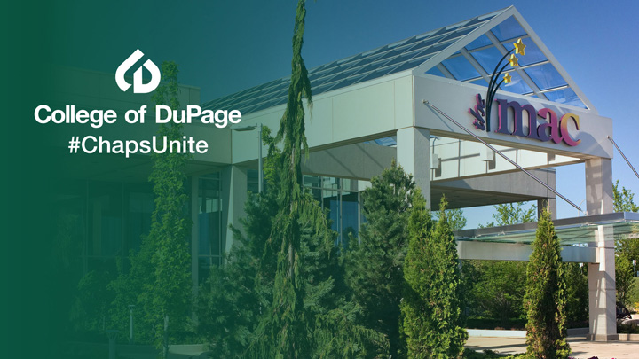 College of DuPage #ChapsUnite Photo 2