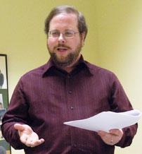 James Allen, Professor