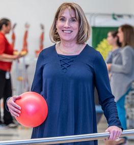 Rosemarie Butkus, Assistant Professor