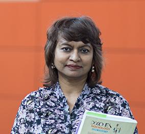 Shaheen Chowdhury, Professor