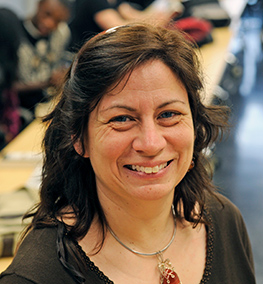 Julia diLiberti, Professor
