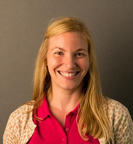 Laurette McGregor, Assistant Professor