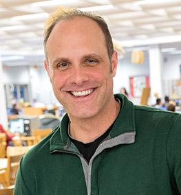 Christopher Miller, Professor