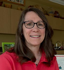 Cynthia Rice, Assistant Professor
