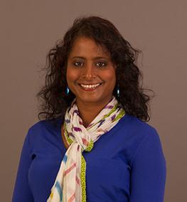 Anitha Saravanan, Assistant Professor