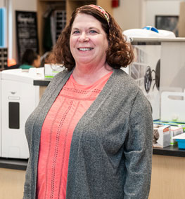 Lisa Vondra, Assistant Professor