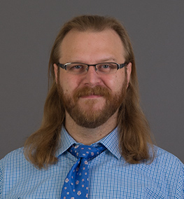 Brandon Wood, Assistant Professor